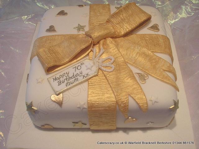 Th Birthday Cake With Stars
