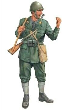 Italian Army WWII, private - pin by Paolo Marzioli