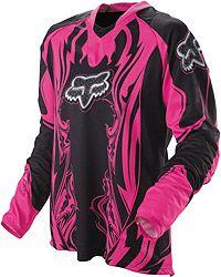 Fox Racing Women's Elite Motocross Jerseys