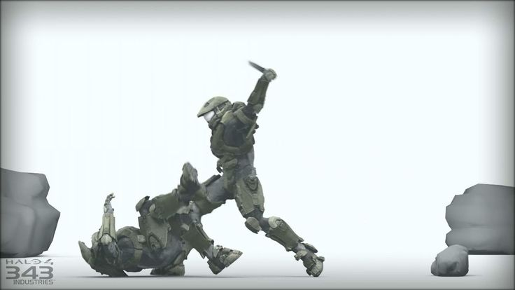 Halo 4 Animation Show Reel - Will Christiansen in Animation Reel on Vimeo