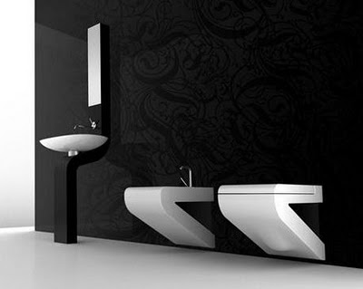 black modern bathroom toilet. 137 best modern loos images on Pinterest  Bathroom ideas Downstairs toilet and Wc design