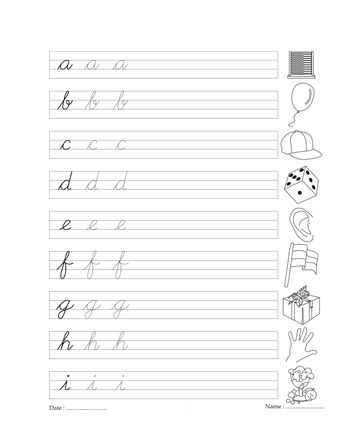 cursive writing book 4 sheet spelling fun letters cursive writing book teaching cursive. Black Bedroom Furniture Sets. Home Design Ideas