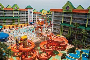 Nickelodeon Hotel. FL
