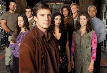 """""""This place gives me an uncomfortableness."""" With one line, I am completely in love with Firefly."""