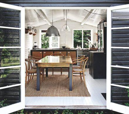 A Perfect Danish Summerhouse