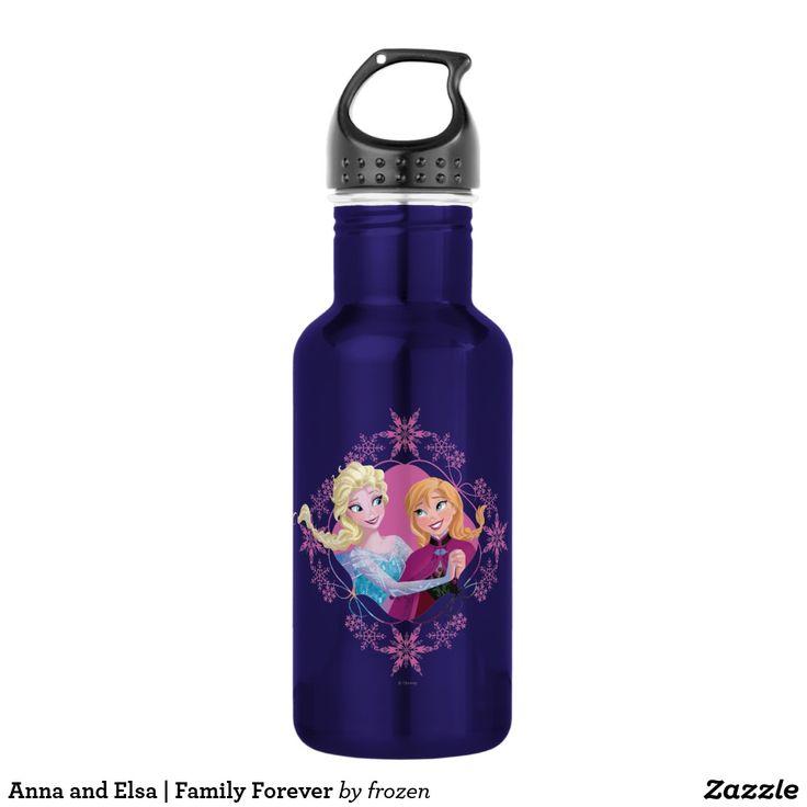 Familia de Ana y de Elsa el | para siempre