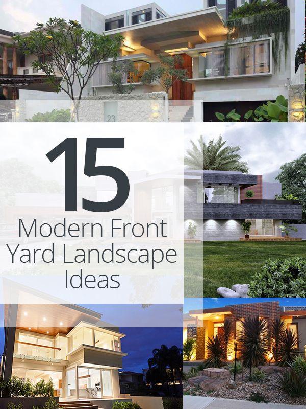 Apartment Building Landscaping Ideas best 25+ modern front yard ideas on pinterest   modern landscape