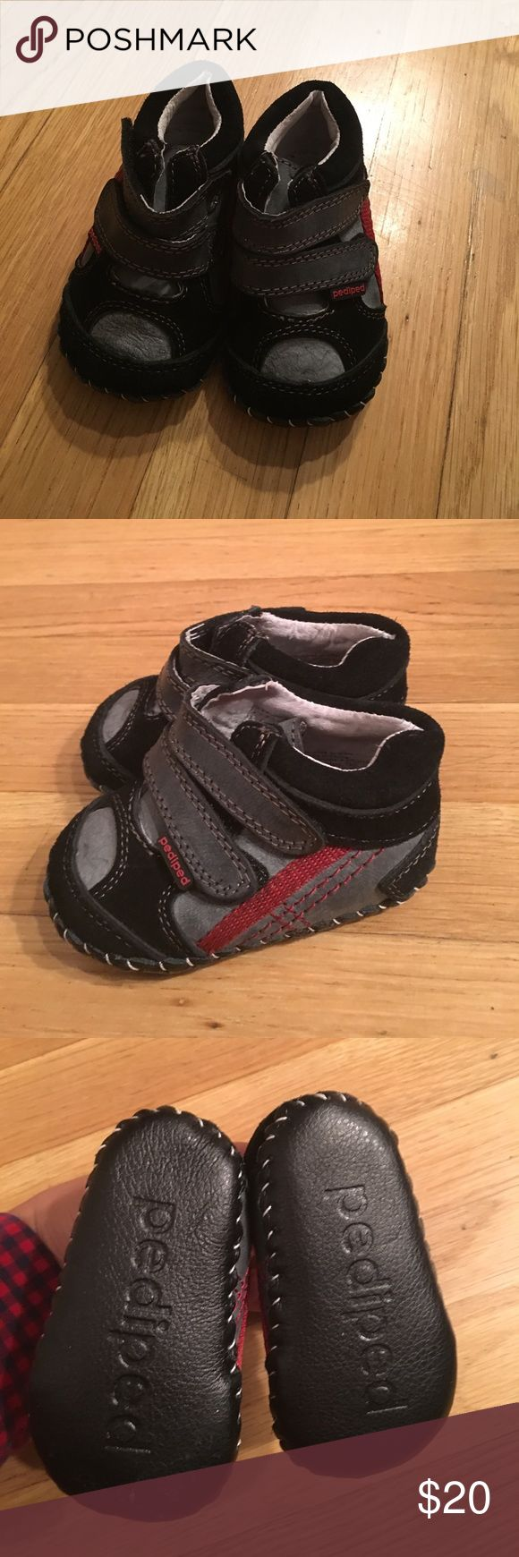 Pedi peds baby soft soles Brand new without box!! Super cute!! pediped Shoes Baby & Walker