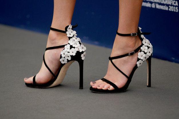 Festival de Venecia 2015   zapatos