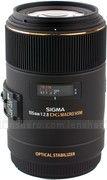 Sigma 105mm f/2.8 EX DG OS Macro Nikon F