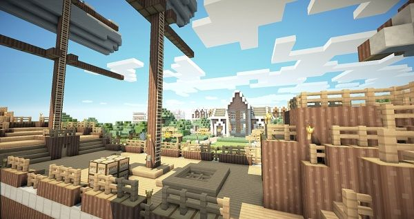 Smoothic Texture Pack Minecraft 1.6.2 - http://www.minecraftjunky.com/smoothic-texture-pack-minecraft-1-6-2/