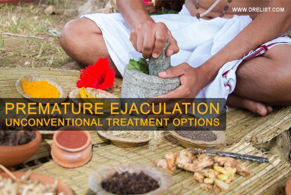 #Premature #Ejaculation And Some #Unconventional #Treatment Options  There can be so many reasons that may present with premature ejaculation in men such as, #SideEffect of a #prescription drug or #hormonal #imbalance.