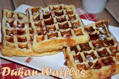 dukan diet waffles