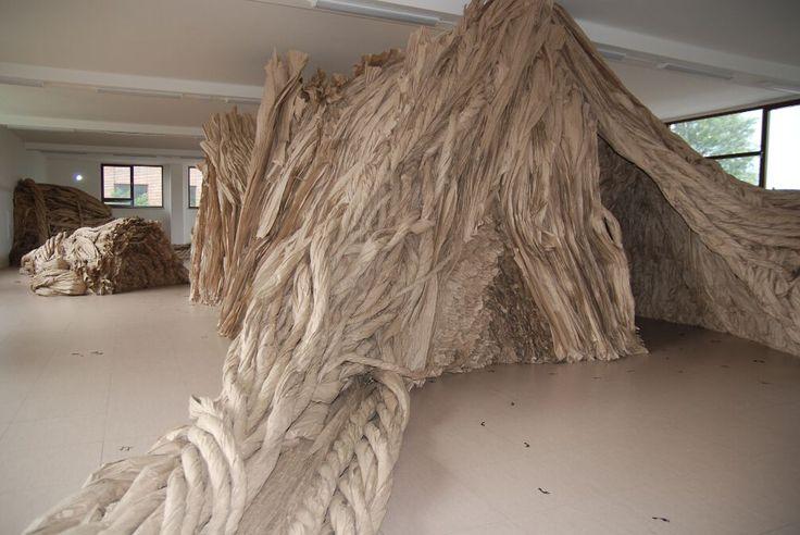 Výstava LES - příběhy stromů alidí, Praha