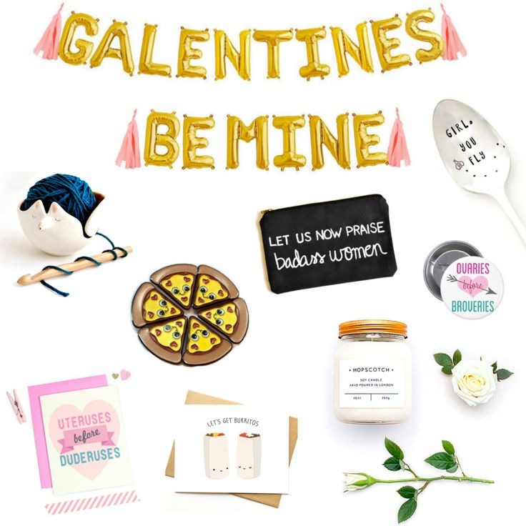 Galentines be mine