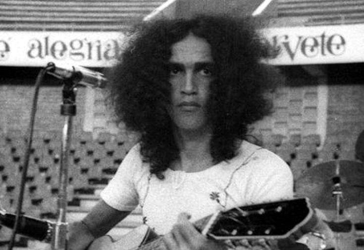 Caetano Veloso Transa - 1972 - Autor desconhecido ou sem fonte.