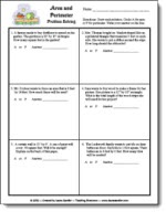 65 best Area/Perimeter/Volume images on Pinterest | Teaching math ...