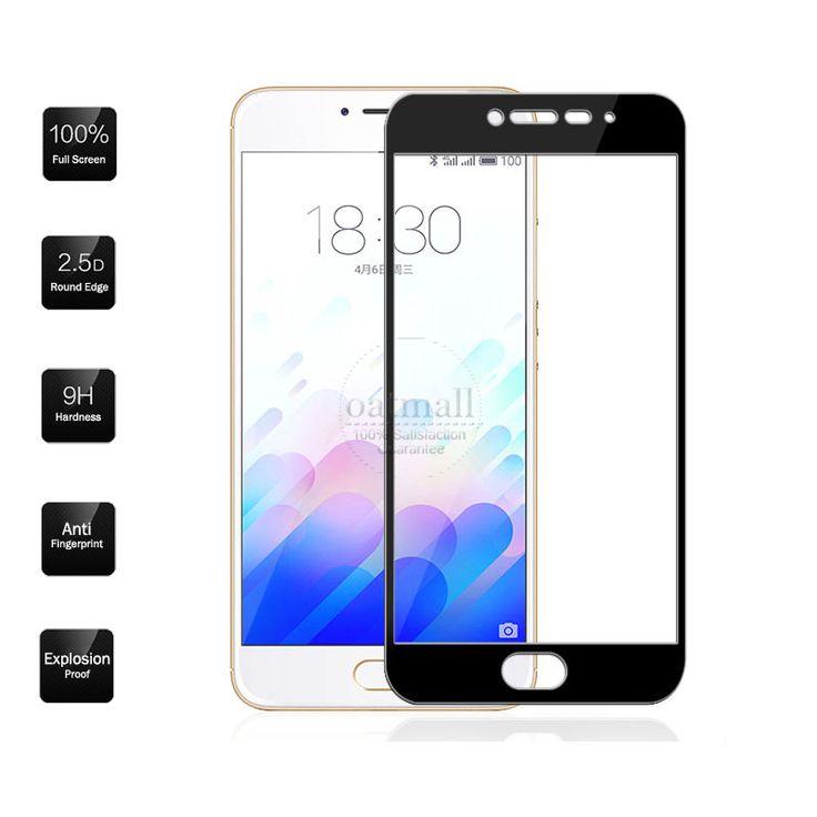 0.26mm full screen gehard glas film voor meizu m3s m3 mini screen protector 9 h gorilla glas beschermende glas op meizu m3 note