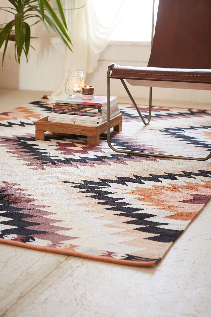 best area rugs images on pinterest  area rugs carpets and  - elmas kilim woven rug