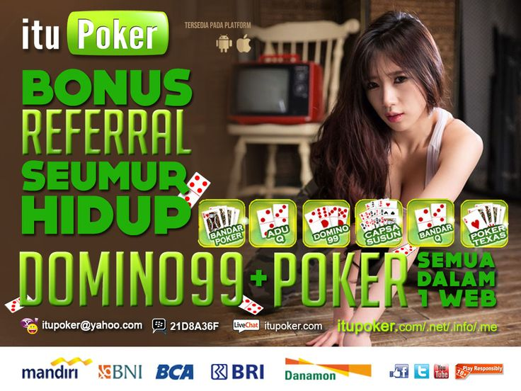 Judi BandarQ ituPoker ===================== www.ituPoker.net Agen BandarQ Domino99 Judi Capsa Susun AduQ Main Jadi Bandar Poker
