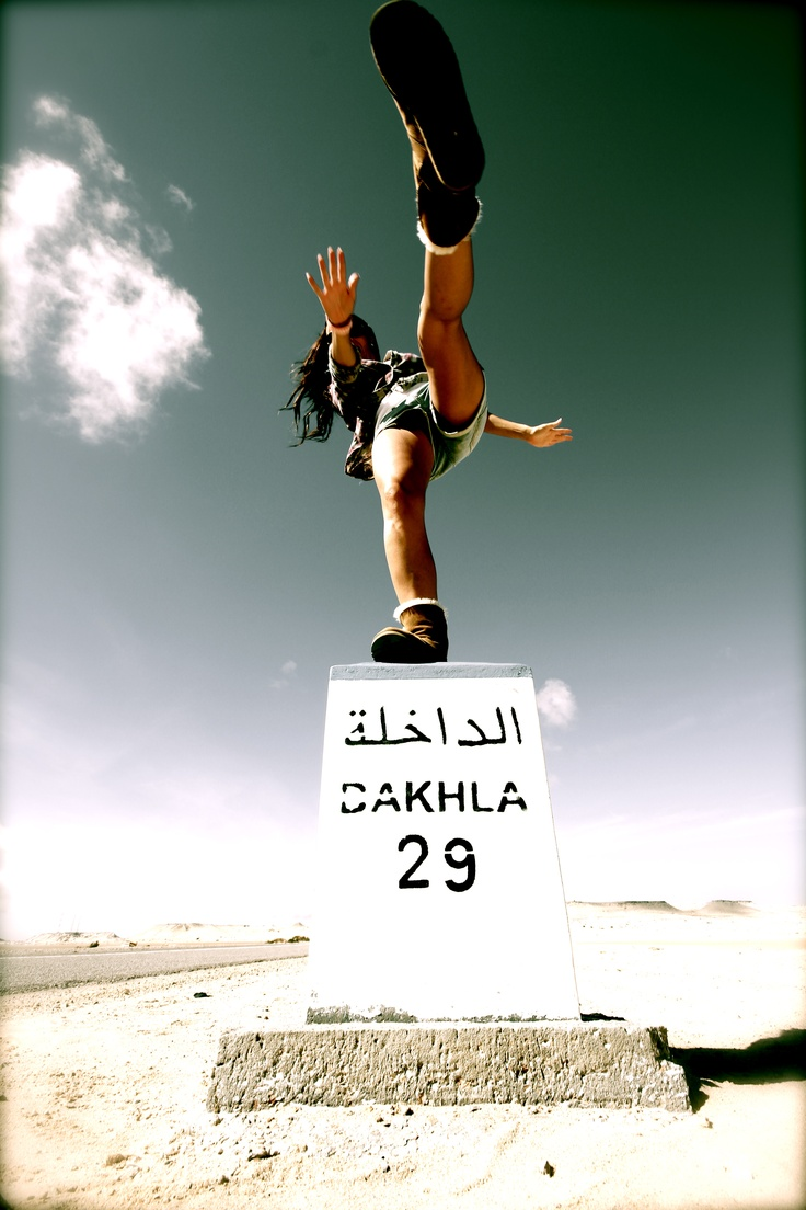 Dakhla Days, Love it