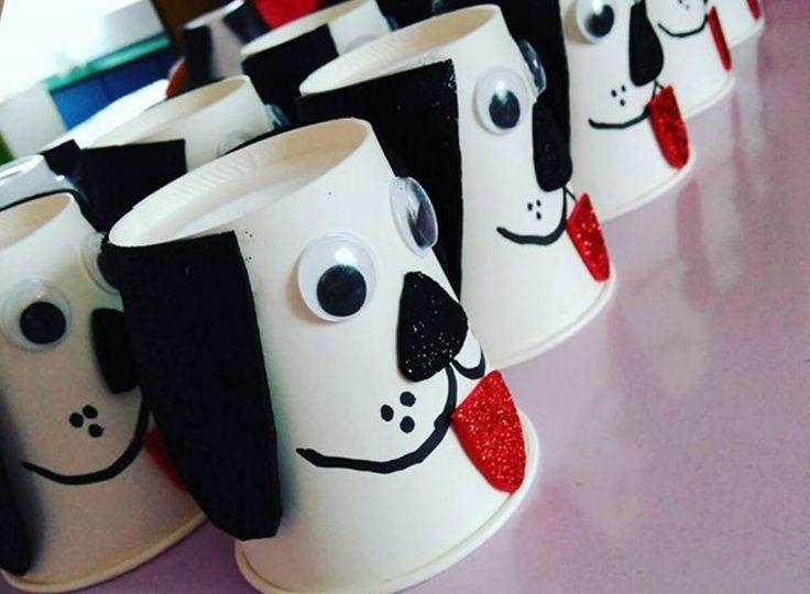 taza de papel para perros   – kinderopvang
