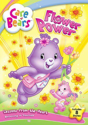 Care Bears: Flower Power @ niftywarehouse.com #NiftyWarehouse #CareBears #80s #ClassicCartoons #Cartoon #Show #CareBear