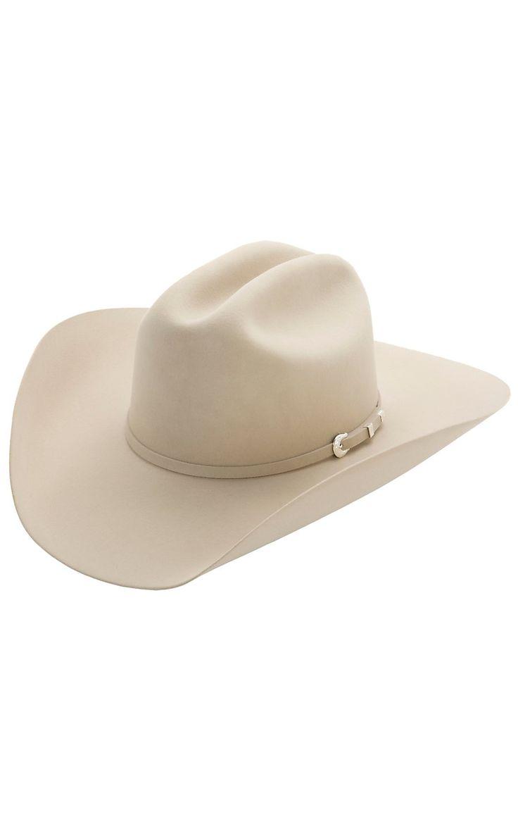 Cavender's® 20X Solid Gold Silverbelly Felt Cowboy Hat