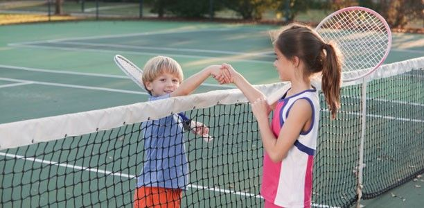 Tennis Canada's new program for kids aims to keep them having fun
