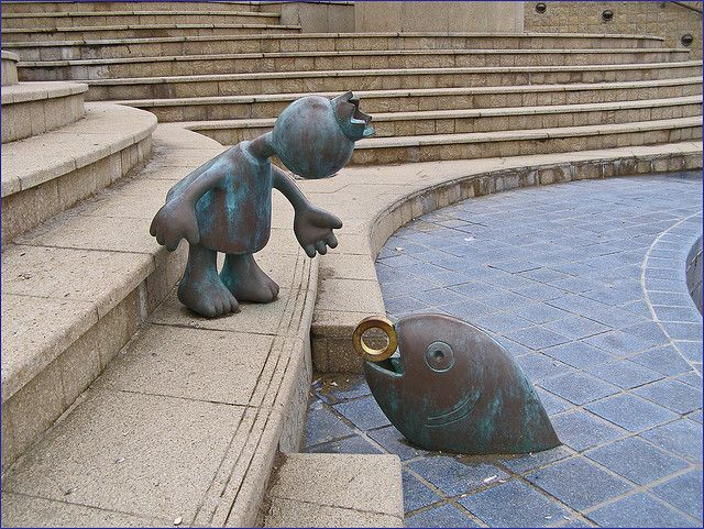 #Sculpture by Tom Otterness Like! Thanks