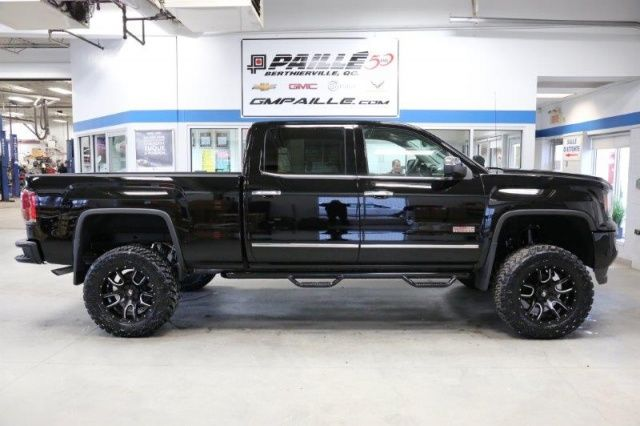 2016 gmc sierra 1500 suspension 6 all terrain z71 for sale in berthierville qc paill gm. Black Bedroom Furniture Sets. Home Design Ideas