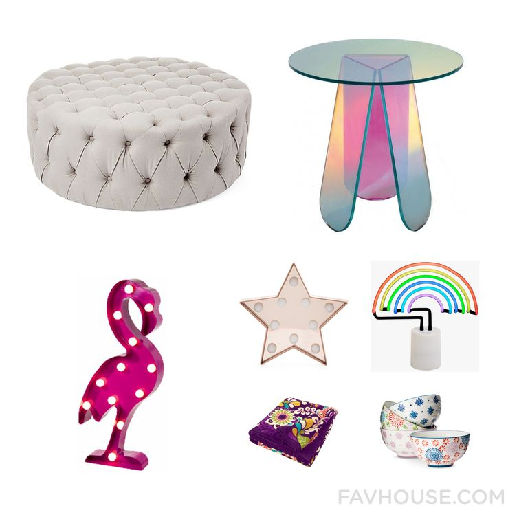 Decor Pieces Featuring Ottoman Colored Furniture Lighting And Battery Operated Lamp From September 2016 #home #decor