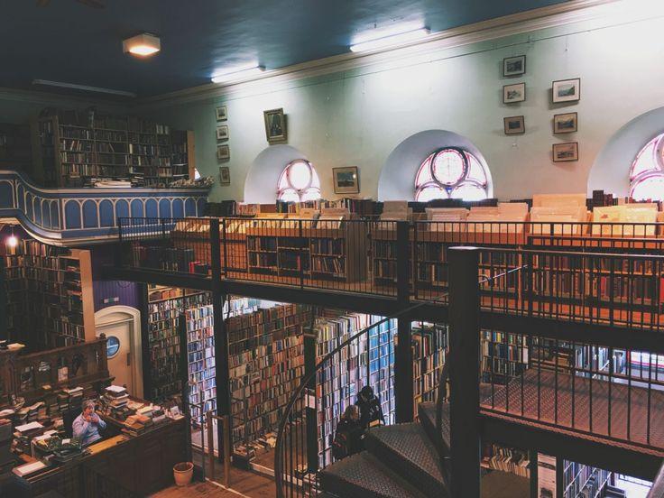 Leakey's Bookshop Inverness | #ElaishaGoes to Scotland: Photo Album and City Guide
