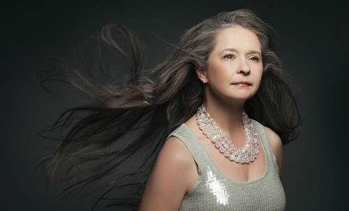 Best 20+ Long Hair For Older Women Ideas On Pinterest