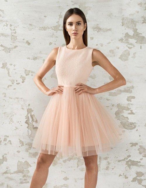 Sukienka tiulowa Bella | Regard | SHOWROOM