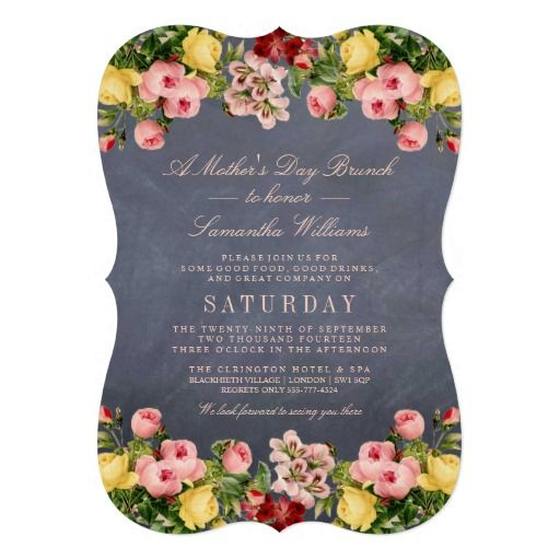 159 best mother 39 s day gifts invitations images on for Classy mothers day cards