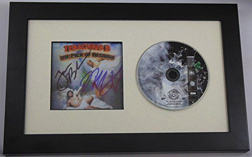 awesome Tenacious D The Pick of Destiny Jack Black Kyle Gass Signed Autographed Music Cd Compact Disc Framed Display Loa  This beautiful signed collectible comes certified with Certificate of Authenticity Coa/Loa and lifetime authenticity guarantee.  The item is in excell... http://imazon.appmyxer.com/music/tenacious-d-the-pick-of-destiny-jack-black-kyle-gass-signed-autographed-music-cd-compact-disc-framed-display-loa/