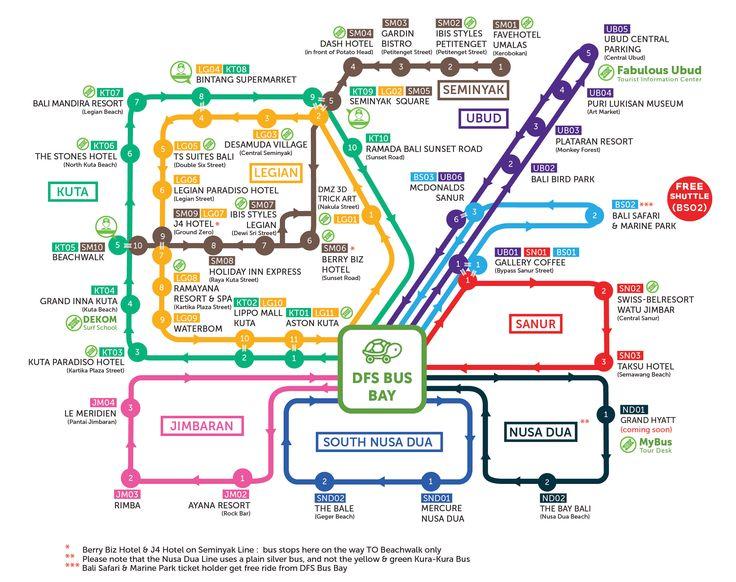 Barcelona bus turistic route map pdf