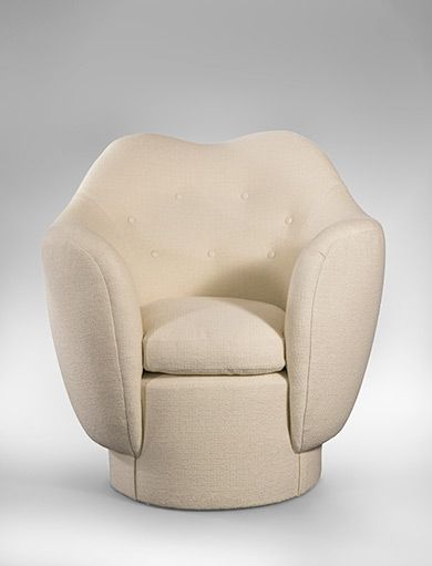 HM Luther   DANISH UPHOLSTERED ARM CHAIRS