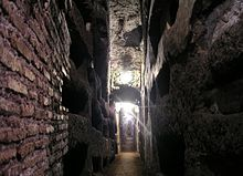 https://en.wikipedia.org/wiki/Catacombs_of_Rome#Catacombs_of_Domitilla