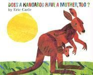 Does a Kangaroo Have a Mother, Too?-Carle Eric