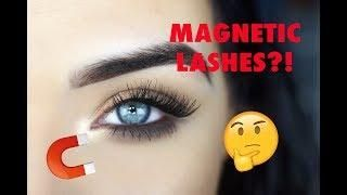 03986cb2277 NEW Ardell Magnetic Lashes | Review + How to Wear Them! | Eyelashes ...