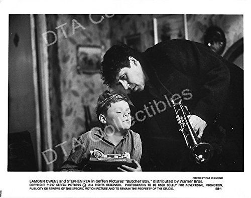 THE BUTCHER BOY-1997-EAMONN OWENS-STEPHEN REA-B&W STILL VG