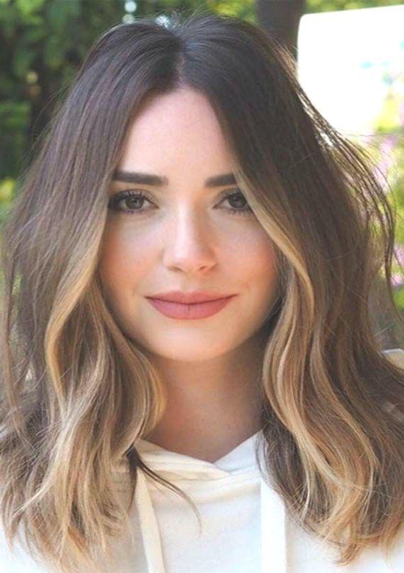 19 Best Shoulder Length Hairstyles Hair Pale Skin Balayage Hair Hair Styles