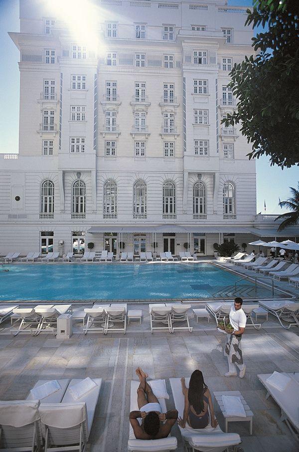 Copacabana Palace  - Rio de Janeiro - Brazil.