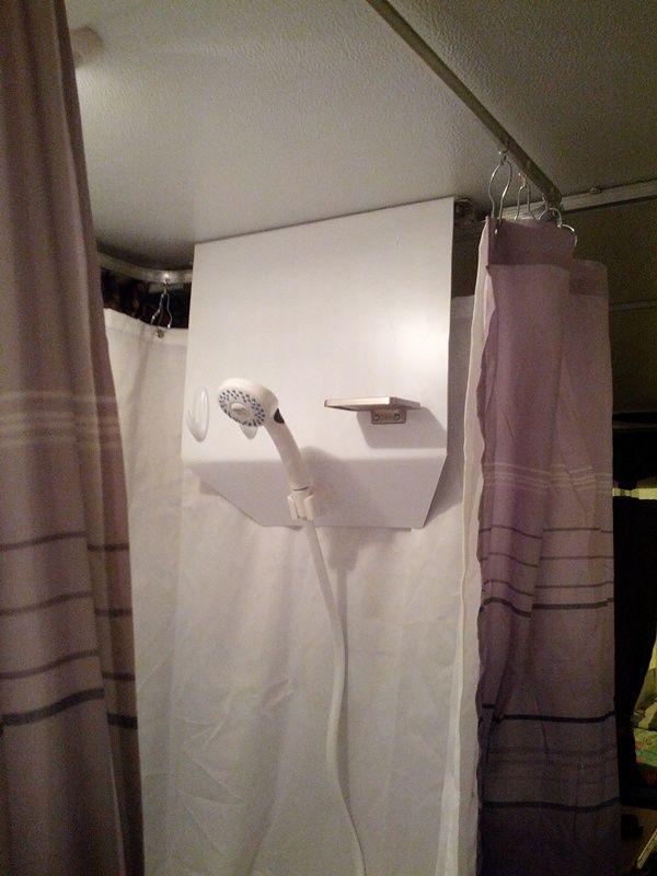17 Best Images About Pop Up Camper Bathroom On Pinterest