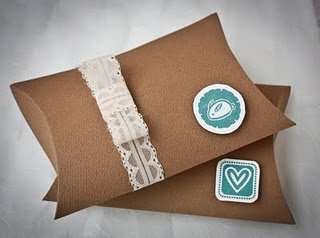 Gift box packaging tutorial- how to make boxes/ packages to hold precious presents- includes templates