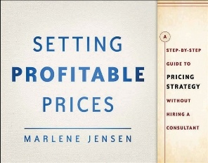 New book from LHU marketing professor Marlene Jensen.