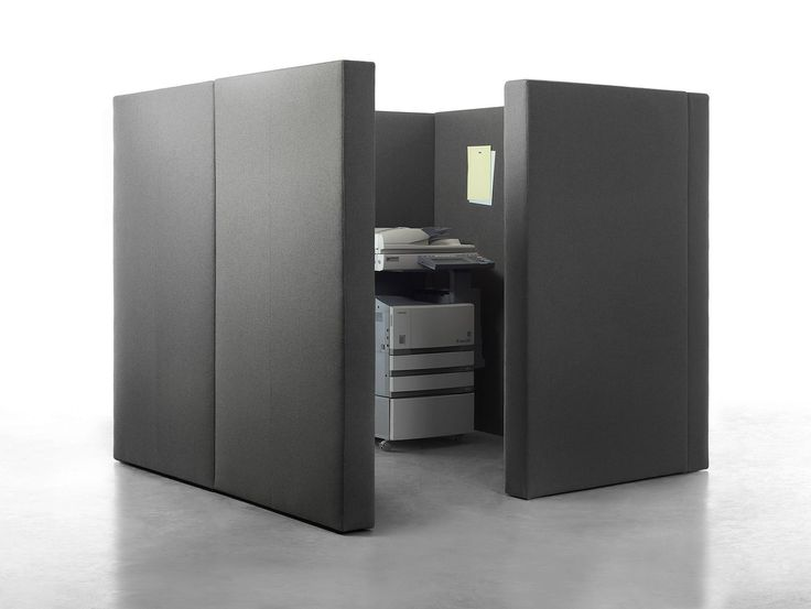vange mood wall | Sound absorbing free standing desk ...