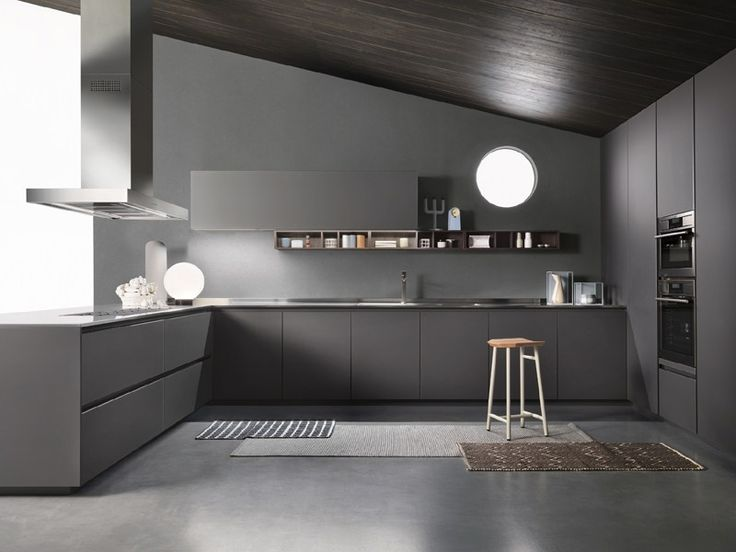 83 besten Firmenküche Bilder auf Pinterest Küchen, Moderne - k che hochglanz grau